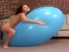 Ballon-Fetisch-Pornos