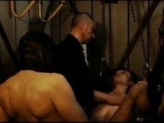 Little Gay Boy devote france darkroom backroom fuck