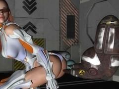 Klamra twarz kreskówka porno