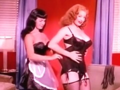 Bettie Page & Tempest Storm - Teaserama
