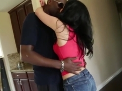 Lexington Steele loves fucking Katie St Ives tight pussy so deep and hard