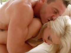 Anastasia Blonde in deep anal scene by Ass Traffic
