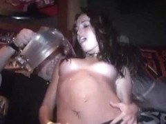Extremely Sexy Real College Girls in a Hot and Dirty Wet T-Shirt Contest - SouthBeachCoeds