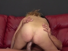 Fabulous pornstar Ashlee Graham in Incredible Redhead, Cumshots xxx video