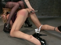 Crazy fetish, milf xxx video with fabulous pornstars Amanda Blow and Princess Donna Dolore from Wi.