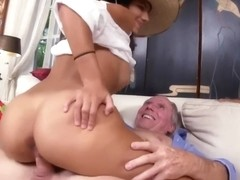 Old mature gangbang Going South Of The Border