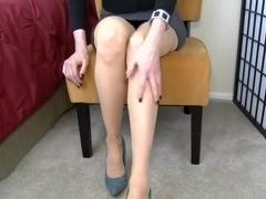 Scarpa fetish porno