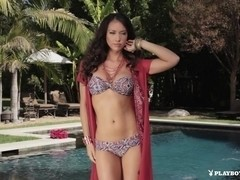 Exotic Swim with Anita Serena