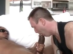 Bold muscled man gay sex video and stomach liking Today we brought in
