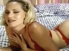 Shelbee Myne Fucks A Vibrating Dildo
