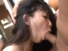 Exotic Japanese chick Azusa Maki, Tsumugi Serizawa in Horny Small Tits JAV movie