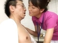 Exotic Japanese chick Aoki Misora in Fabulous Cunnilingus, Blowjob JAV video