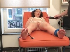 Feet tickle torture - episode 2 With Cathy Crown