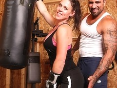 Tanya & Alex Duca in Break My Ring - AcesOfPorn
