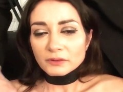 PASCALSSUBSLUTS - Italian Babe Valentina Bianco Ass Dominated
