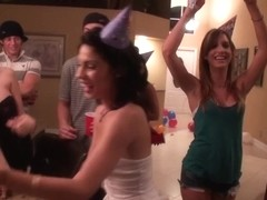 Ashli Ames, Dynasty, Lexxi Silver - Cheerful Fucking Birthday!