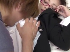 Kokoro Wato Fuck my tutor - Full video zo.ee/6CDLe