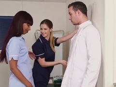 Cfnm Nurse Mistress Jerk