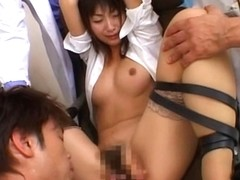 Incredible porn video breast related: big breasts hot pretty one