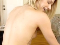 Natural tits sister pov with creampie