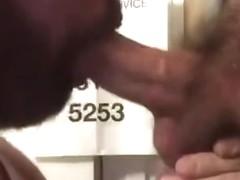 Big cock ręczna robota wytryski