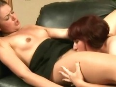 Hot lesbians in the office 4 - Sc1 Annabelle Lee & Allie Haze