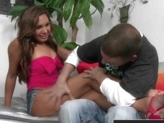 Latina milf Abbi Roads gets fucked by white dude - Reality Kings