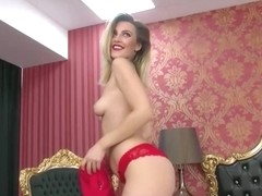 Alice Showing Boobs and get naked on LiveJasmin [VIP Show]