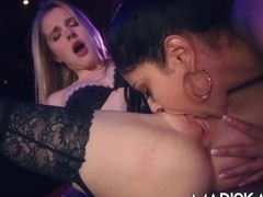 Trio In The Strip Club - MariskaX