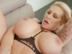 Passionate milfs like to get both of their holes fucked, just because it feels so good