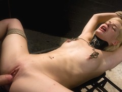 Ally Ann  James Deen in Ally Ann - SexAndSubmission