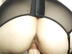 M - POV Farting On Your Cock POV Farted On Bare Ass Farts PAWG Dildo Fetish