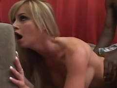 Attractive gal Aline enjoys having kinky rough sex