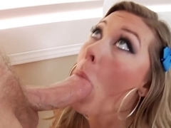 Addison Lee fucked until her ass gapes