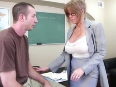 Darla Crane & Jordan Ash in My First Sex Teacher