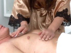 Massage-Parlor: Glad You Came