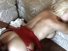 Hot Blonde Heidi Gets Fucked Hard