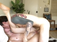 Rough and Passionate Sex with Ivy Wolfe
