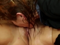 Glam Pissing Euro Cumswapping In Wam Orgy