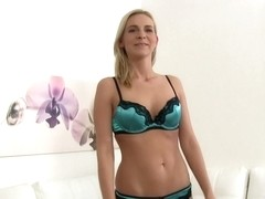 Bianca Ferrero in Actress fucks to get dream job - FakeAgent