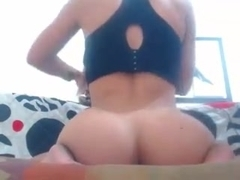 Shemale Big Ass Booty Anal Dildo