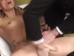 Mature Submissive Pussylicked By Maledom
