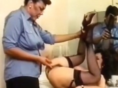 Exotic homemade shemale video with Uniform, Black scenes