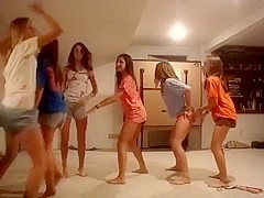 Fabulous twerking livecam panty movie