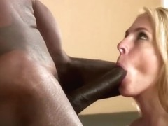 Lovely lady Angela Attison has her favorite sex toy and shes not afraid